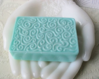 Notorious Love Handcrafted Aloe Soap