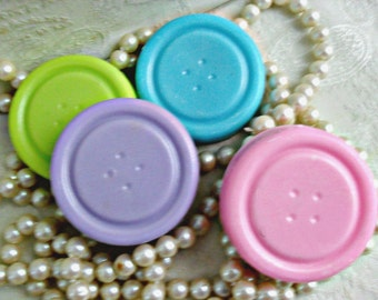 Button Stack Handcrafted Soap