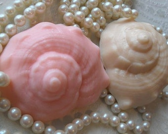 Shell Soap with Aloe