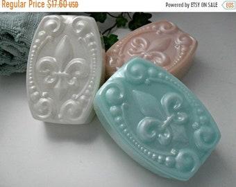 SALE 30% OFF Cote d Azur Handmade Soap Gift Set