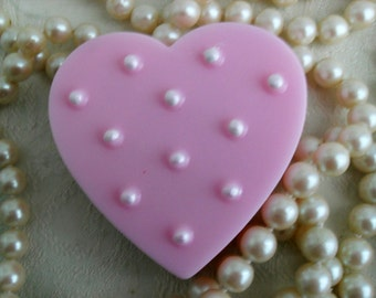 Polka Dot Handcrafted Soap