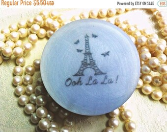 SALE 30% OFF Ooh La La! Round Soap