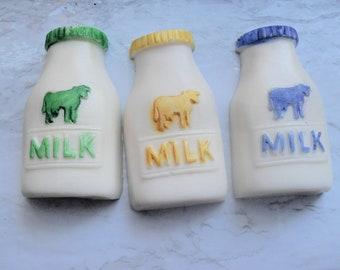 Milk Soap 3 Ways Goat milk Soap Yogurt Soap Buttermilk Soap