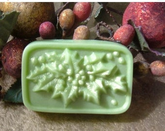 SALE 30% OFF Holly Handcrafted Soap