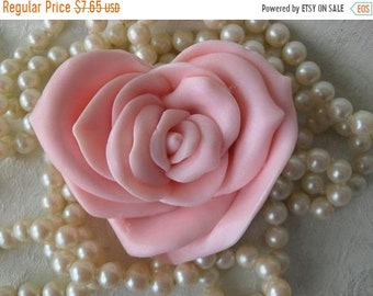 SALE 30% OFF Rose d'Amour Handcrafted Soap
