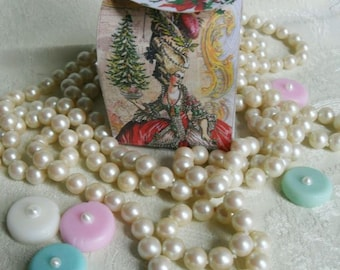 Marie's Pearls Guest Soaps