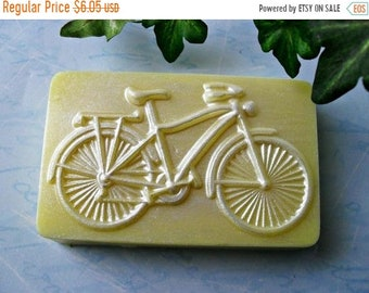 SALE 30% OFF Bicycle Handcrafted Soap Gift Soap
