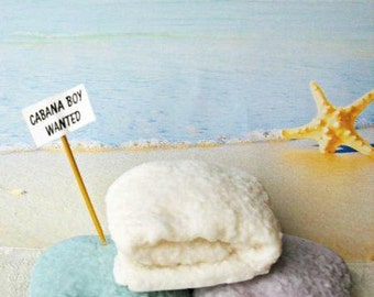 Handmade Buttermilk Bath Soap  Cabana Boy Wanted Soap