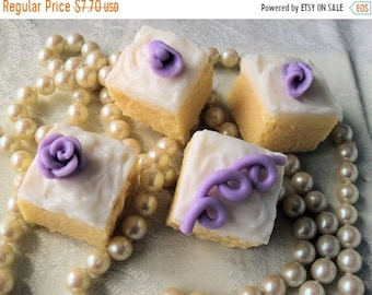 SALE 30% OFF Handcrafted Soap Petit Fours Soap