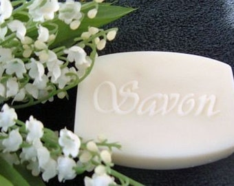 Lily of the Valley  Handcrafted Soap with Goat Milk