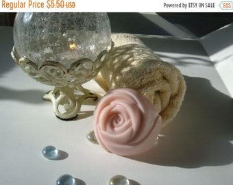 SALE 30% OFF Rose Handcrafted Soap