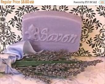 SALE 30% OFF Lavender Soap