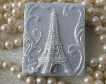 Handcrafted Bath Soap April in Paris