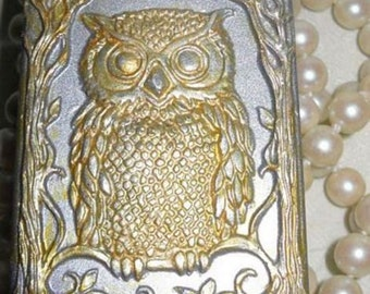 Handcrafted Soap Owl Soap