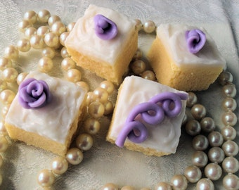 Handcrafted Soap Petit Fours Soap