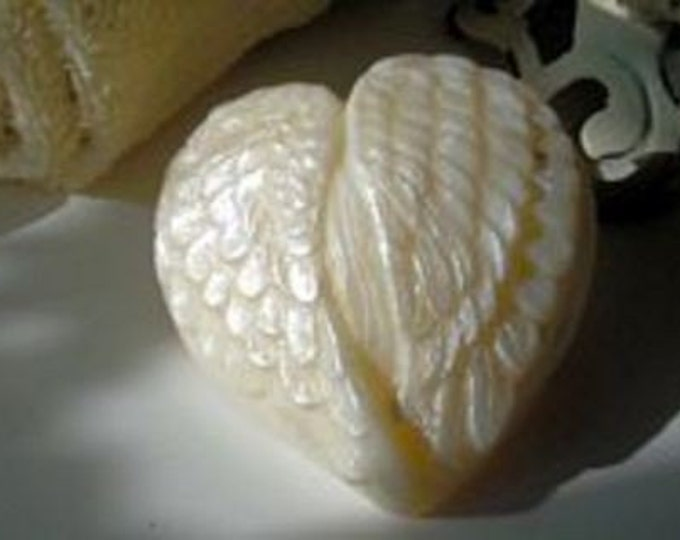 Featured listing image: My Heart Has Wings Handcrafted Soap Gift Soap