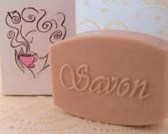 Cappuccino Brulee Handcrafted Soap