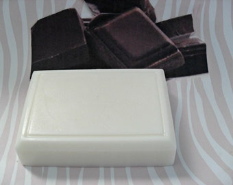 Chocolate Amber Handcrafted Soap with Buttermilk and Honey