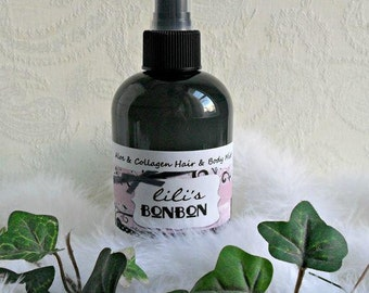 Aloe and Collagen Hair and Body Mist