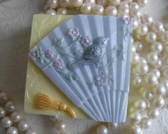 Fan with Bird Soap