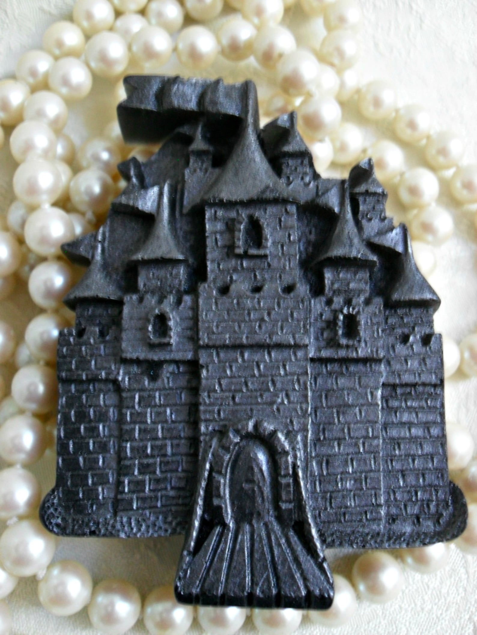 Haunted House Soap