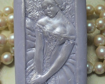 Handcrafted Soap Odette Ballerina Soap