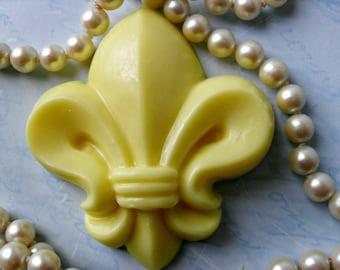 Fleur De Lis Handcrafted Soap Gift Soap