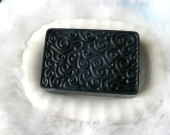 Malibu Moonlight Soap with Aloe and Activated Charcoal