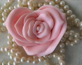Rose d'Amour Handcrafted Soap