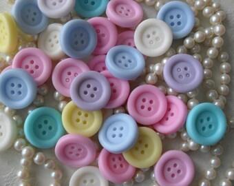 Button Soap Guest Soap