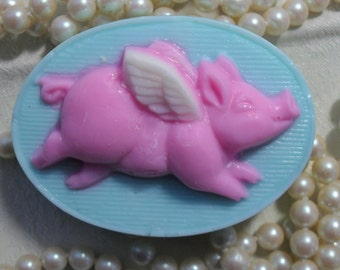 Handcrafted Soap Pig Soap