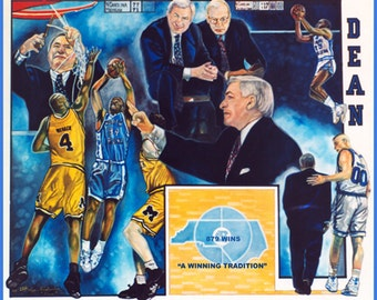 """Dean Smith: """"A Winning Tradition"""""""