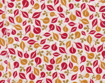 1 FQ mod kitchen leaves - red