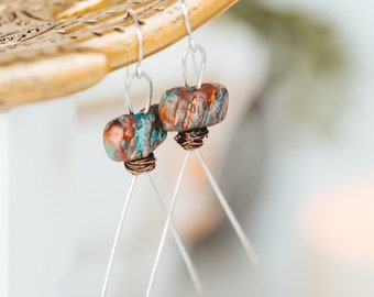 Boho Nature Earrings, Gift for Her, As Seen On TV,