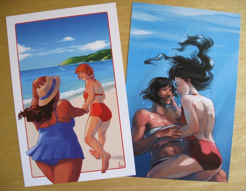 Pick 2 Set of Poster Prints image 0