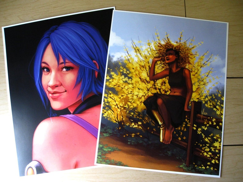 Pick 2 Set of Art Prints image 0