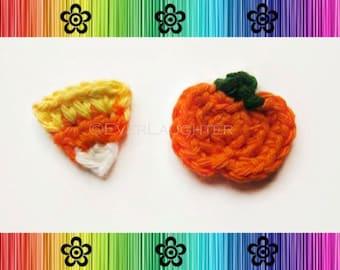Pattern Crochet Fish Applique Detailed Photos Etsy