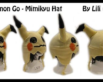 08c212a9394 Pokemon Go Hat - Mimikyu