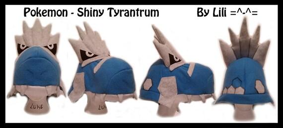Pokemon Hat Tyrantrum Or Shiny Tyrantrum