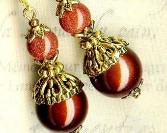 Magical chocolate curls & Sunstone Victorian OR230-A