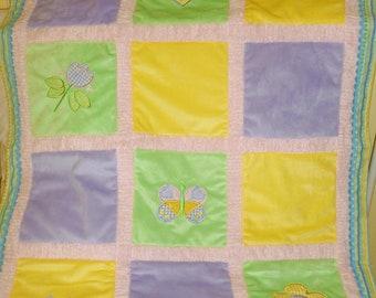 Patchworks Cuddly Minky Blanket