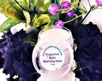 Witching Hour or choose scent, Spray, Fragrance, Perfume, Solid Balm, Bath Beauty, Hightly Scented, Bridesmaids, Shower, Gift,