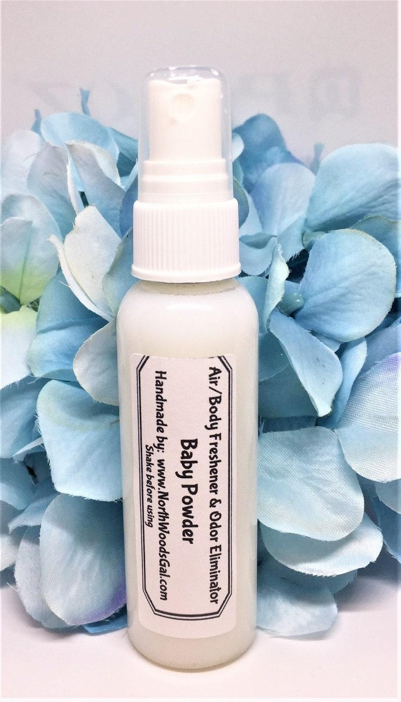 Baby Powder or choose a scent Air Freshener Room Freshener image 0