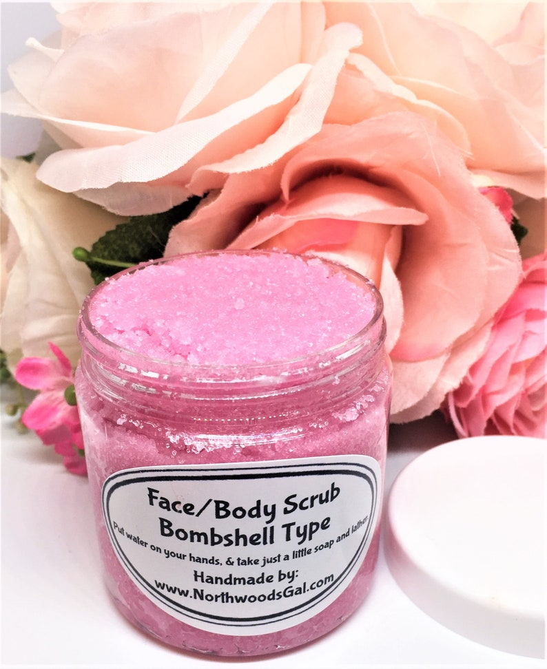 Bombshell Type or choose a scent Sugar Scrub or Sugar Whipped image 0