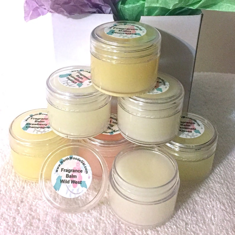 Wild Wild West Fragrance Perfume Cologne Solid Balm image 0