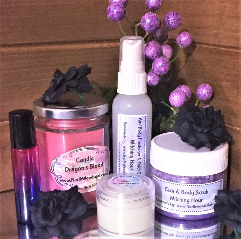 Choose Your Halloween & Fall Scents  Gift Set image 0