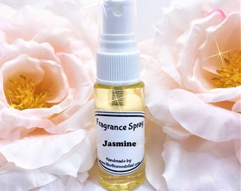 Jasmine or choose scent, Spray, Fragrance, Perfume, Solid Balm, Bath Beauty, Hightly Scented, Bridesmaids, Shower, Gift