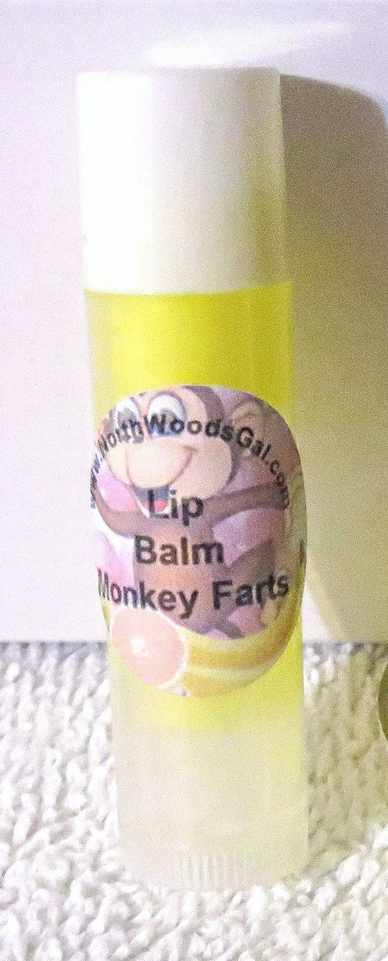 Monkey Farts or choose a scent Chapstick Lip Balm Seed image 0