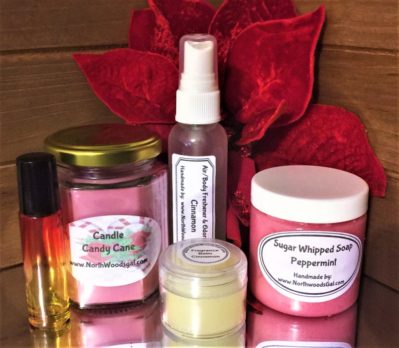 Choose Your Christmas & Holiday Scents  Gift Set image 0