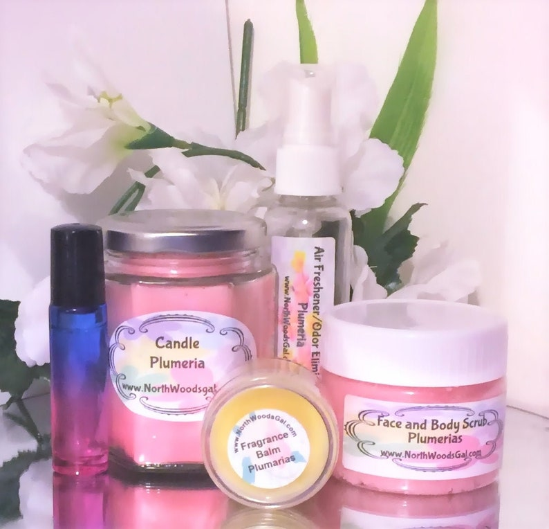 Choose Your Remedies Scent  Gift Set Candle image 0